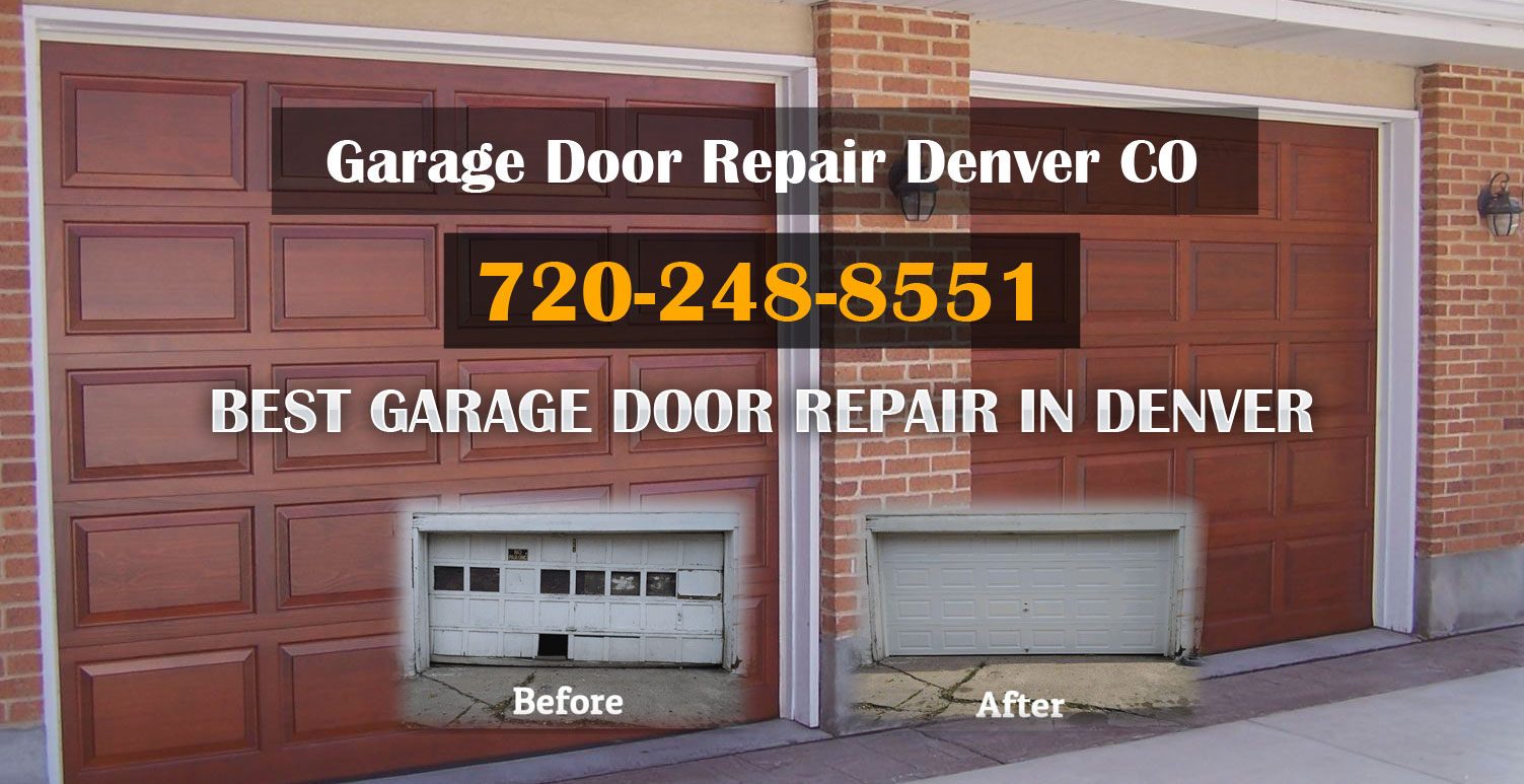 garage door repair denver co replace garage door spring